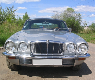 Реконструкция Jaguar XJ6 4.2 C 2 Door Coupe